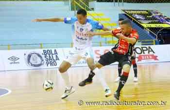 Foz Cataratas Poker Futsal joga em Brasilia neste domingo - Rádio Cultura Foz