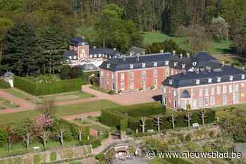 Open tuin- en plantendagen in kasteel Hex (Heers) - Het Nieuwsblad
