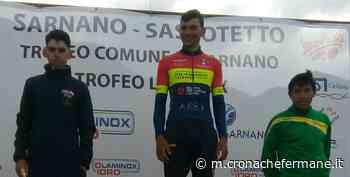 Sul podio della cronoscalata Sarnano-Sassotetto i colori della Calzaturieri Montegranaro - Cronache Fermane