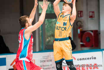 POUT B SF G2 - Montegranaro cade a Mestre e si ritrova sotto 0-2 - Basketinside