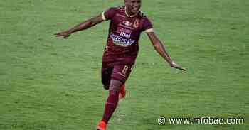 Campaz, la figura del Deportes Tolima que se unirá a la Selección Colombia en Barranquilla - infobae
