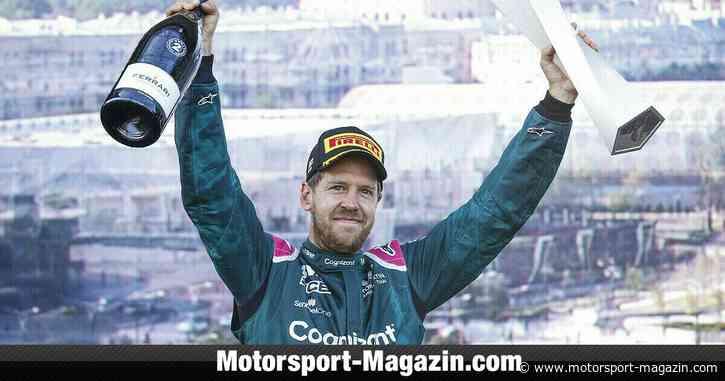 Sebastian Vettel erkämpft Baku-Podium: So gelang die Sensation - Motorsport-Magazin.com