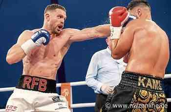 Boxen: Roman Fress gewinnt WBO-Interkonti-Meisterschaft - Nordwest-Zeitung