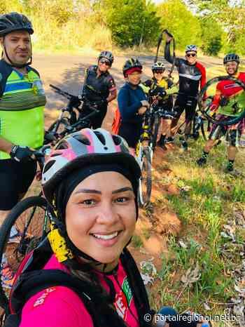 Ciclistas de Dracena pedalam 73 km no Dia Mundial da Bicicleta - Portal Regional Dracena