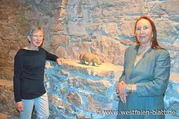 Weserrenaissance-Museum Schloss Brake zeigt Werke der Künstlerin und Bildhauerin aus Schlangen: Begegnungen mit Isolde Frepoli - OWL - Westfalen-Blatt