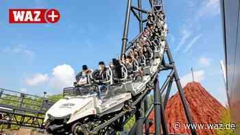 Bottrops Movie Park: Lange Schlangen am Eröffnungsmorgen - Westdeutsche Allgemeine Zeitung