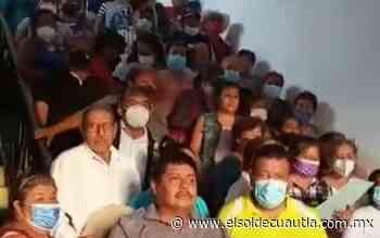 Son liberadas instalaciones del Ayuntamiento de Tepalcingo - El Sol de Cuautla
