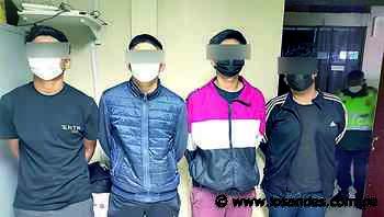 Camaná: Detienen a 4 adolescentes que asaltaron a otro menor en Samuel Pastor - Los Andes Perú