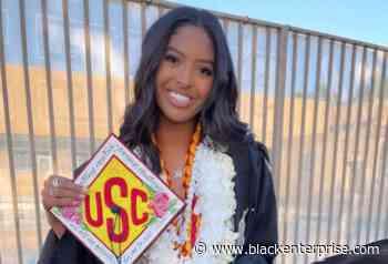 Kobe Bryant's Daughter, Natalia Bryant, Graduates High School; Heading to Her Dream School This Fall - Black Enterprise