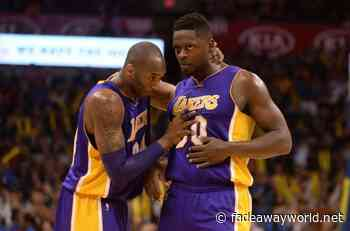 """Julius Randle Tells A Story About Playing Kobe Bryant 1-On-1: """"I Was Up 7-3 And Then He Beat Me 21-7"""" - Fadeaway World"""