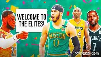 Celtics news: Jayson Tatum has reached Kobe Bryant, LeBron James level, per Kevin Durant - ClutchPoints