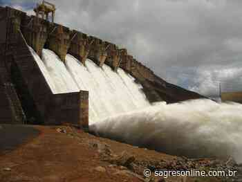 Com baixa em São Simão e Itumbiara, ONS prevê colapso em hidrelétricas até novembro - Sagres Online - Sagres Online