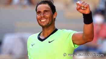 French Open tennis - Rafael Nadal 'frightening' in victory over Richard Gasquet at Roland Garros - Eurosport.com