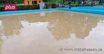 Starkregen sorgt für Überflutungen in Dautphetal - Mittelhessen