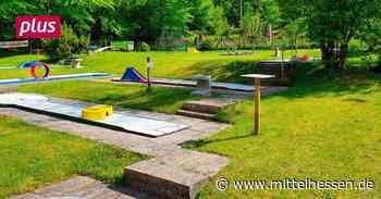 Dautphetal Ab Sonntag fliegen in Dautphetal wieder die Minigolfbälle - Mittelhessen