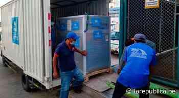La Libertad: EsSalud envió planta de oxígeno para Hospital I Chepén - LaRepública.pe