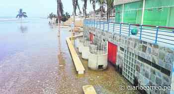 Tumbes: Malecón de Zorritos tiene nuevas observaciones - Diario Correo