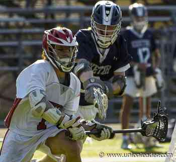 Tournament boys lacrosse: Drouin, Pinkerton beat rival Londonderry - The Union Leader