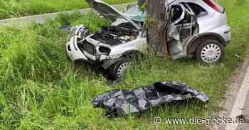 Mann aus Oelde bei Autounfall getötet - Wadersloh - Die Glocke online