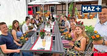 Rathenow: Bürgelschule ehrt ihre besten Schüler - Märkische Allgemeine Zeitung