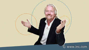 The Inspiring Question Richard Branson Always Asks Himself Before Any Big Decision - Inc.