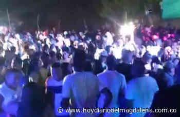 #ENVIDEO: ¡Sin miedo al Covid! Así se vieron los patios rumberos en Santa Marta - HOY DIARIO DEL MAGDALENA