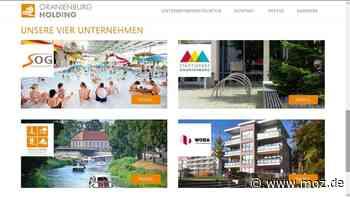 Untersuchungsausschuss: Chef der Oranienburg Holding kritisiert Berichterstattung über sein Gehalt - moz.de