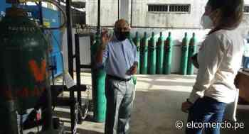 Coronavirus en Perú: Vicariato Apostólico de Iquitos inaugura nueva planta de oxígeno en Loreto - El Comercio Perú