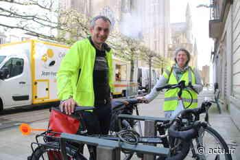 Coutances : une association d'usagers du vélo au quotidien a été créée - Côté Manche