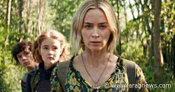 Actress Emily Blunt breaks silence to talk smash hit horror film 'A Quiet Place Part II' - Arab News