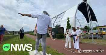 Coronaveilige zomerevenementen in Aarschot dankzij open theatertent - VRT NWS