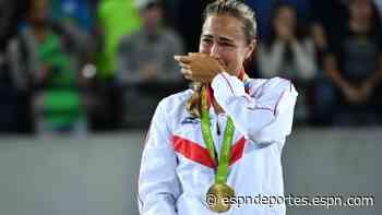 Mónica Puig, medallista de oro en Río 2016, desiste sueño olímpico de Tokio tras operarse nuevamente el hombro - ESPN Deportes