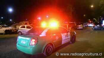 14 personas detenidas en fiesta clandestina al interior de departamento en Ñuñoa - Radio Agricultura