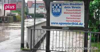 Unwetter in Neu-Anspach: 80 Einsätze, Waldschwimmbad dicht - Usinger Anzeiger