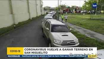 Fiestas y parkings disparan contagios en San Miguelito - TVN Panamá