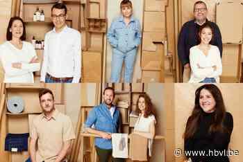 Sneakers van appelleer of jeans met statiegeld? Ook deze Kortessemse vaart een duurzame koers - Het Belang van Limburg