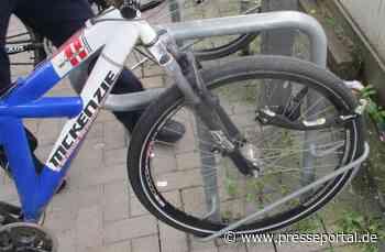 POL-REK: 210517-2: Fahrraddiebe bemerkt - Kerpen - Presseportal.de