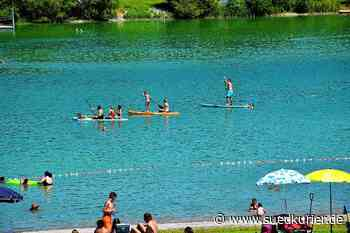Salem: Stand-up-Paddeln ist am Schlosssee nicht mehr erlaubt. Daran liegt's - SÜDKURIER Online