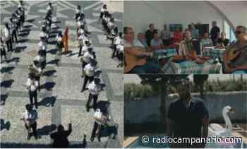 A música portuguesa a gostar dela própria em Redondo...tradição e cultura popular! Veja aqui os vídeos - Rádio Campanário - Rádio Campanário