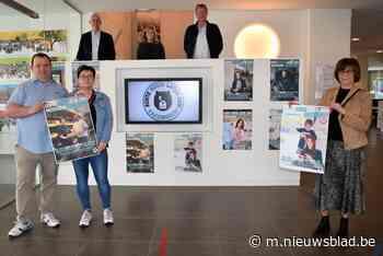Handelaars figureren op affiches vaccinatiecampagne - Het Nieuwsblad
