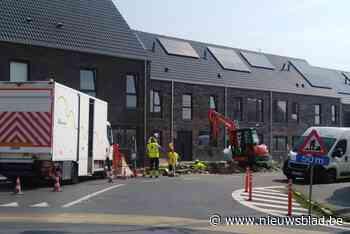 Gaslek bij nieuwbouwwoningen snel onder controle - Het Nieuwsblad