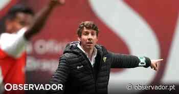 Vasco Seabra acerta rescisão e abandona comando técnico do Moreirense - Observador
