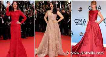 Katrina Kaif, Aishwarya Rai Bachchan to Taylor Swift: The most STUNNING Elie Saab gowns celebs wore - PINKVILLA