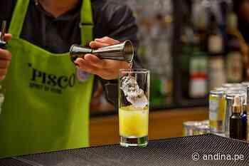 Pisco Week LATAM busca impulsar consumo de bebida de bandera en la región - Agencia Andina