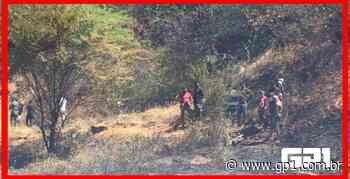 Corpo de homem é encontrado carbonizado em matagal na cidade de Picos - GP1