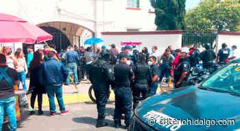 Se registra conato de bronca en casilla de Tizayuca - Criterio Hidalgo