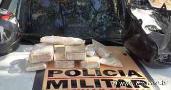 Polícia descobre drogas em tanque de moto em Frutal; veja vídeo - Estado de Minas