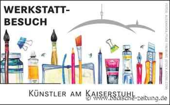 """""""Kunst hat immer therapeutisches Potenzial"""" - Breisach - Badische Zeitung"""