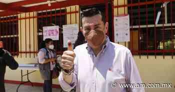 Elecciones Dolores Hidalgo 2021: Miguel Ángel Raya desmiente compra de votos - Periódico AM