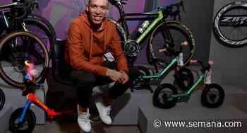 """""""Egan Bernal a los 24 ya ganó el giro y el Tour, yo con 34 no he ganado un culo"""": Rigoberto Urán - Semana"""